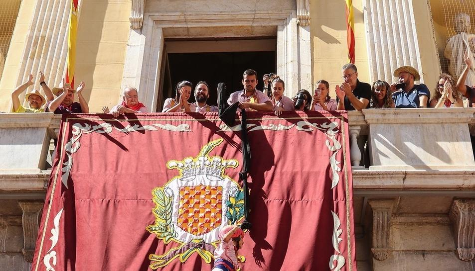 Diada castellera Mercè i pilars caminant (III)