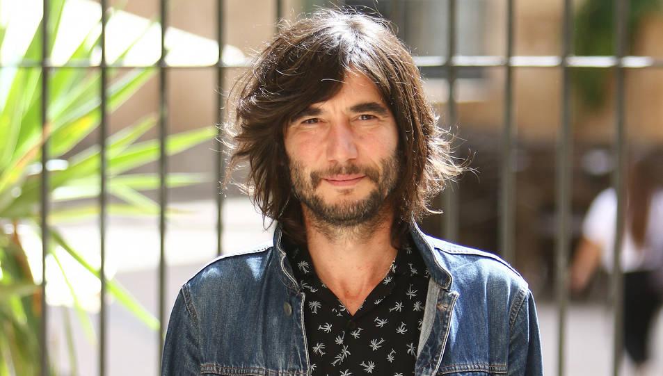 Joan Masdéu, aquest dilluns, a les Peixateries Velles de Reus.