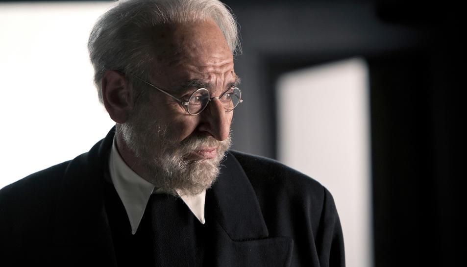 Una imatge del film 'Mientras dure la guerra'.