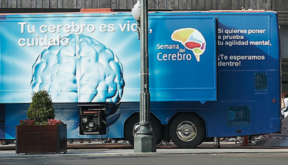 Imatge de l'autobús que arribarà pròximament a Tarragona.