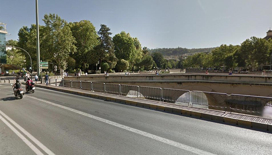 Els joves van llançar el menor des d'unaaltura de sis metres al riu.
