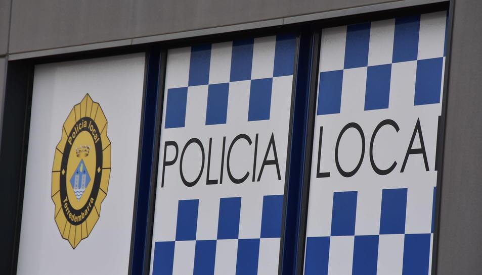 Imatge d'arxiu de la Policia Local Torredembarra.