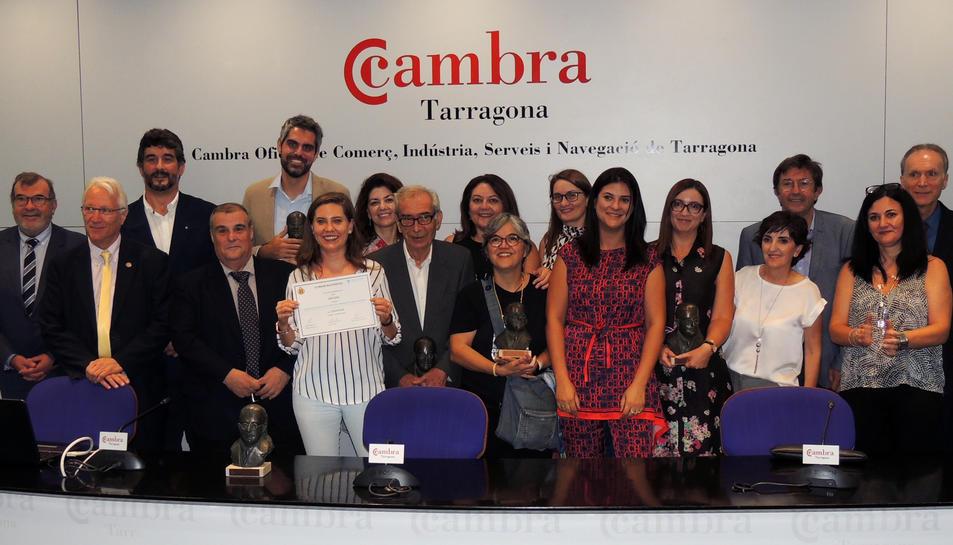Guanyadors de la Segona edició dels Premis Battestini 2019 del COMT