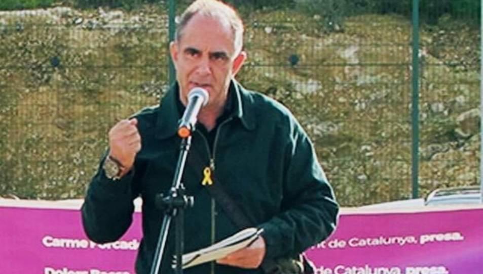 Una imatge d'arxiu de Xavier Joanpere.