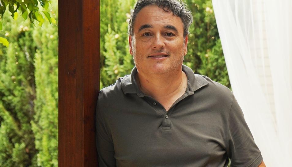 Josep Varo, la setmana passada a Vila-seca.