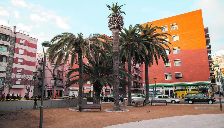 La plaça dels Infants serà un dels espais que es beneficiaran dels Pressupostos Participatius.
