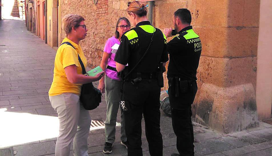 Dues turistes uruguaianes van ser atracades el maig a la Part Alta