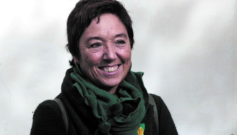 Mariona Quadrada encapçala, per Tarragona, la primera candidatura de la CUP al Congrés.