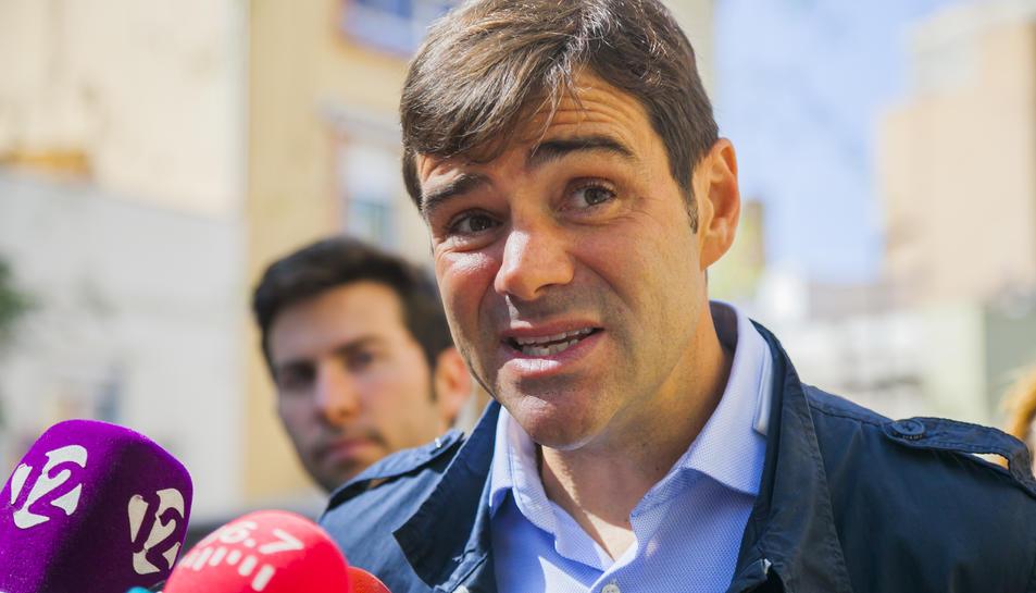 Dídac Nadal, regidor de Junts per Tarragona i president de l'empresa municipal Espimsa.