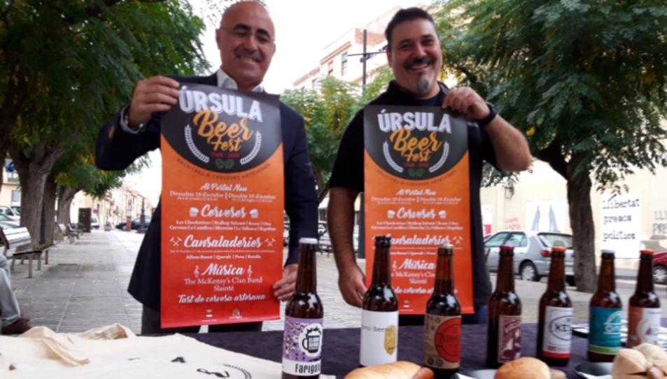 Hi participaran 8 productors de cervesa artesana del territor.