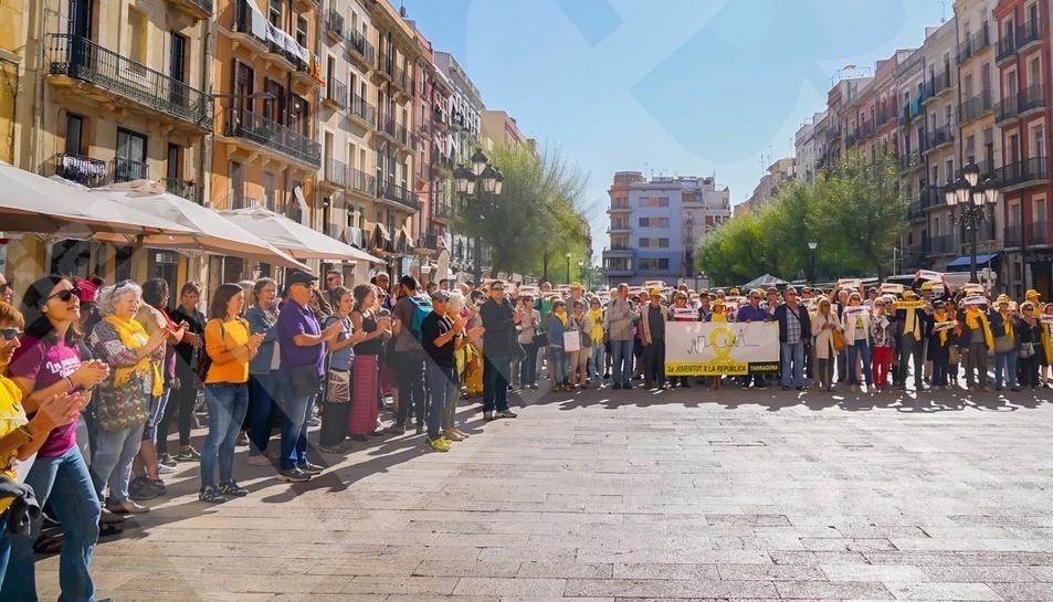 Segon dia de protestes a Tarragona