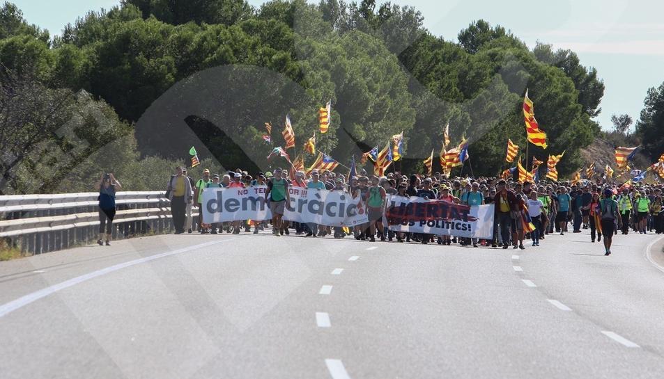 Marxa per la Llibertat de Tarragona