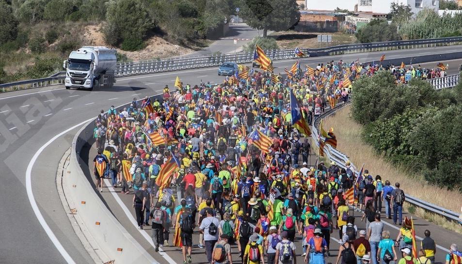 Marxa per la Llibertat de Tarragona (I)