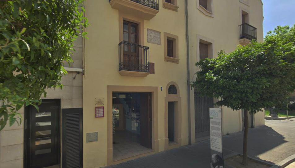 La Casa nadiua de Pau Casals.