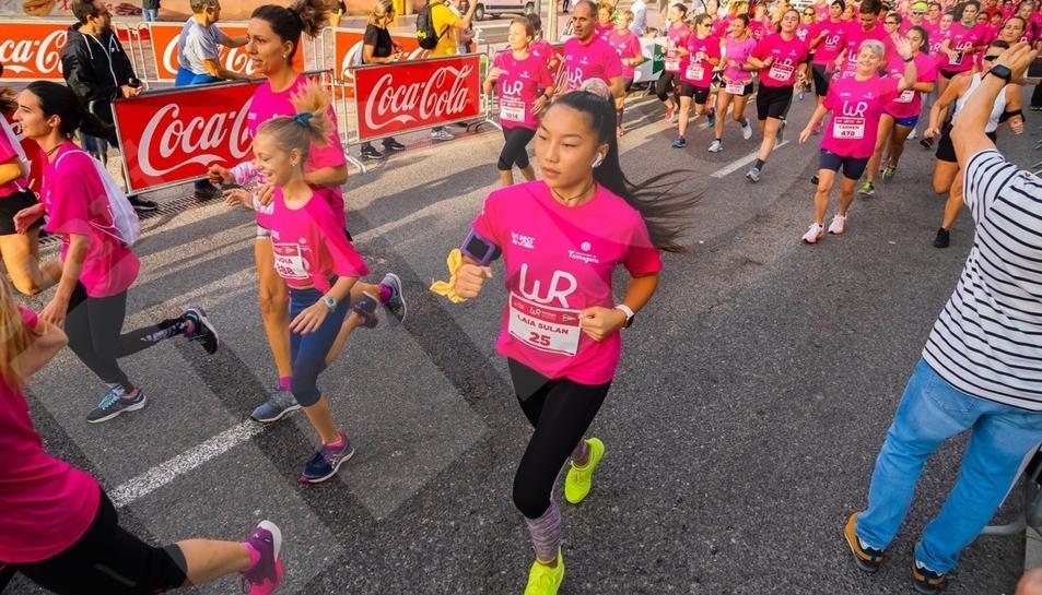 Women Race a Tarragona