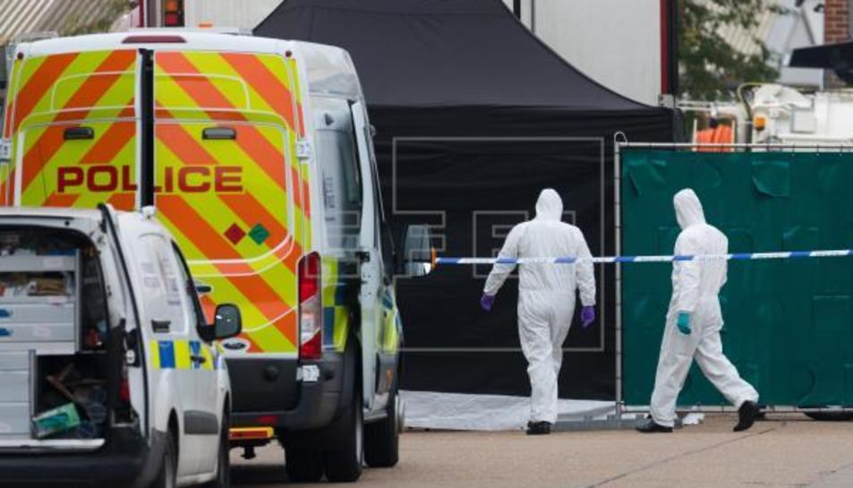 Els investigadors creuen que el vehicle venia de Bulgària.
