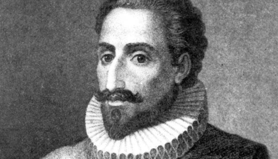 Retrat de Miguel de Cervantes