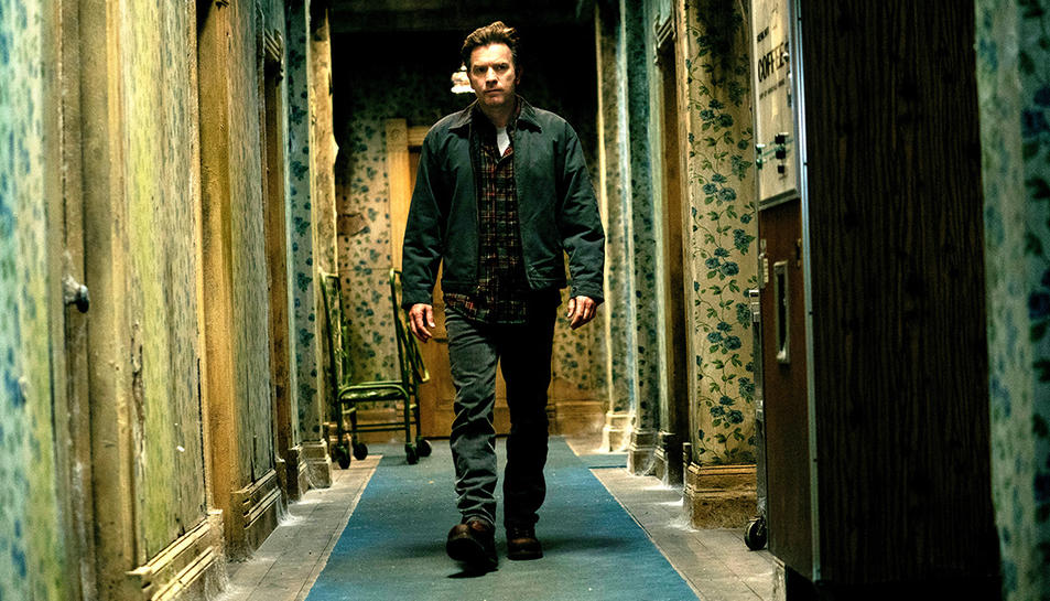 Ewan McGregor a 'Doctor Sueño, de Stephen King'