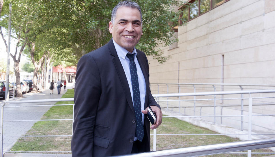 L'advocat Hilal Tarkou.