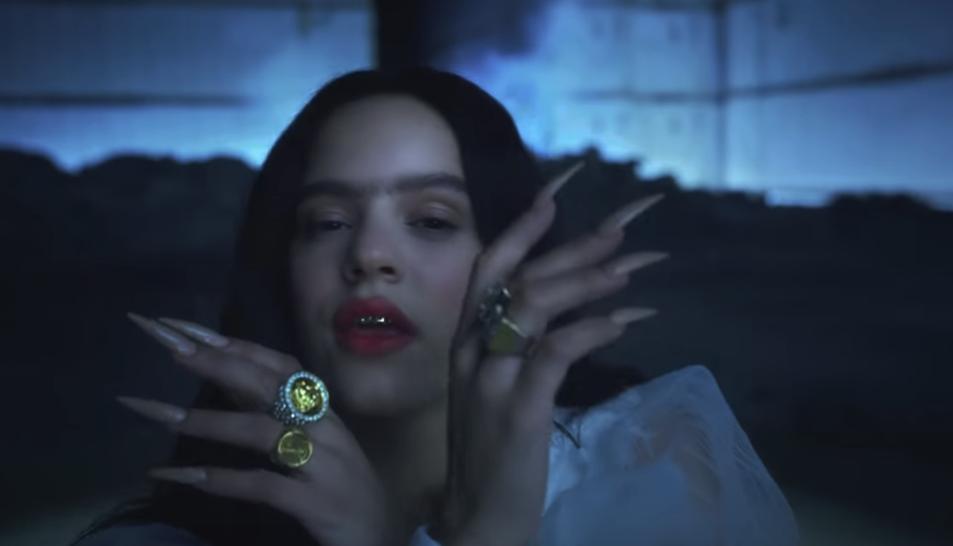 Imatge d'un moment del videoclip d' «A Palé»