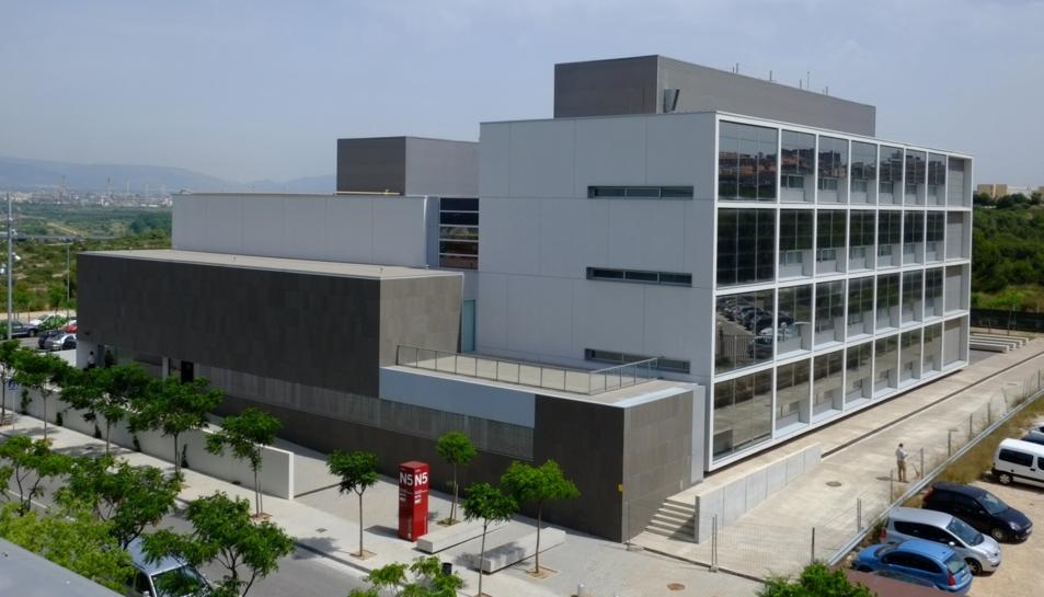 Imatge del Campus Sescelades de la URV