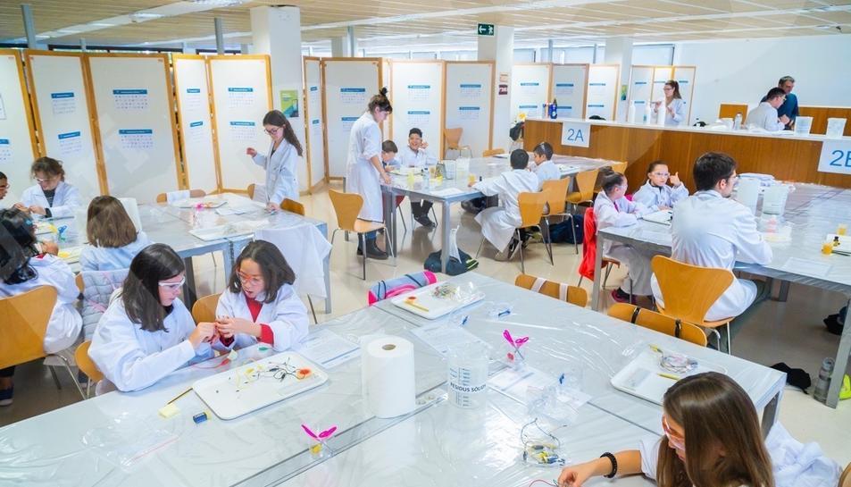 Setmana de la Ciència a la URV