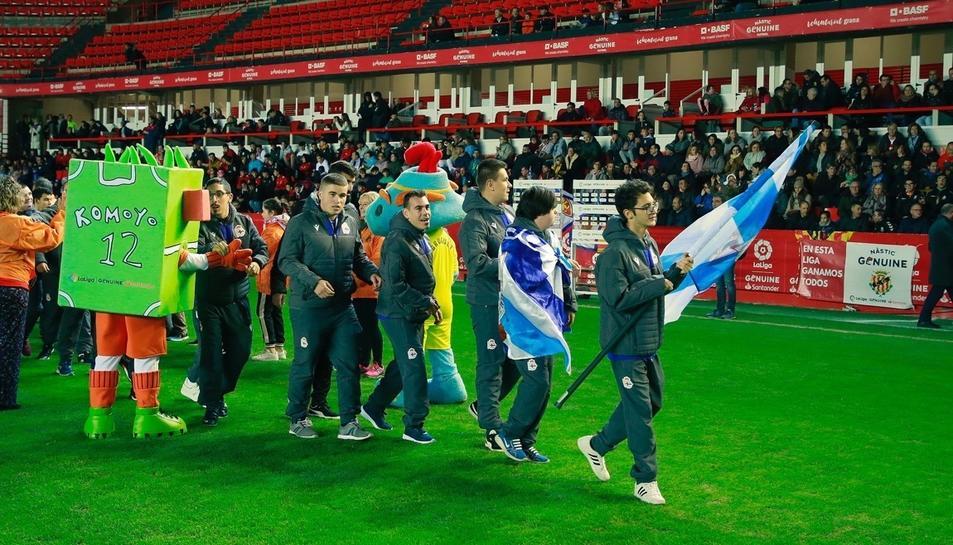 Inici de la Fase Tarragona de LaLiga Genuine