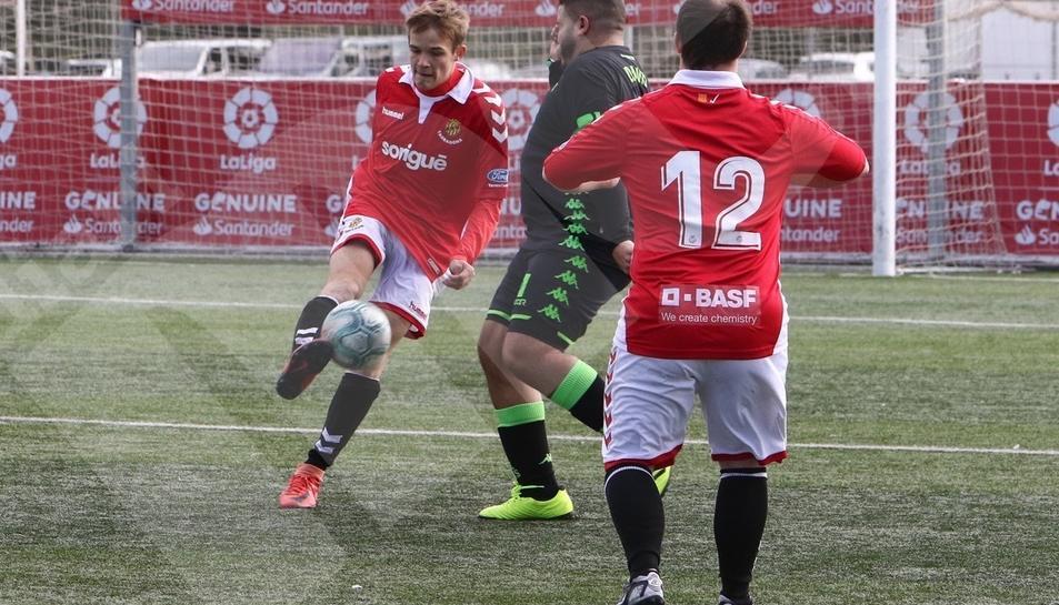 El Complex Esportiu Futbol Salou acull la primera fase de LaLiga Genuine (II)