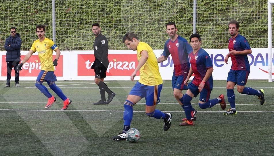 El Complex Esportiu Futbol Salou acull la primera fase de LaLiga Genuine (I)