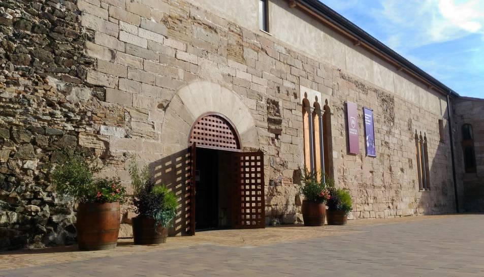 Imatge del Castell de Falset