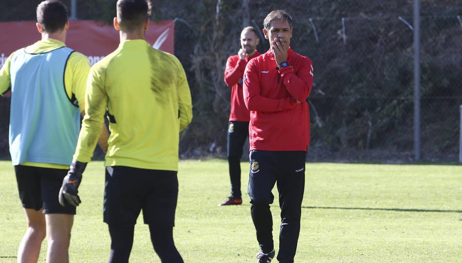 Toni Seligrat és el vuitè entrenador que arriba al Nàstic després de la marxa de Vicente Moreno.