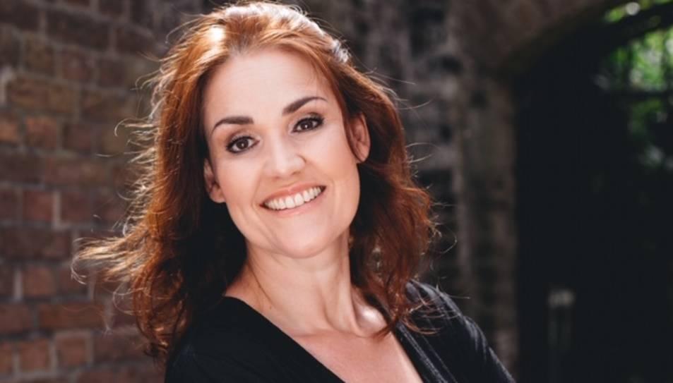 La soprano holandesa Judith van Wanroij.