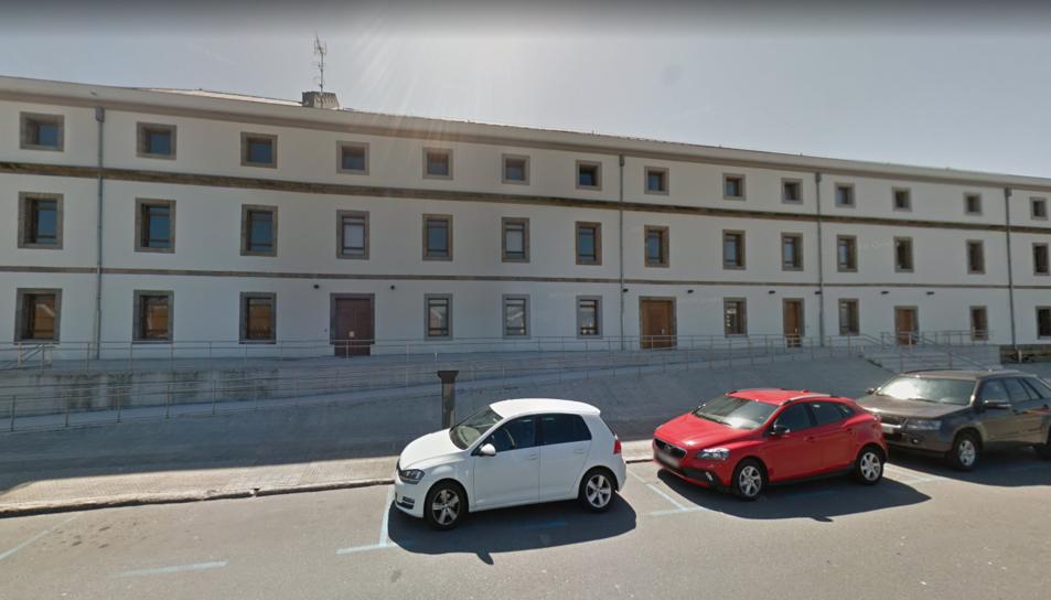 L'Audiència Provincial de la Corunya.