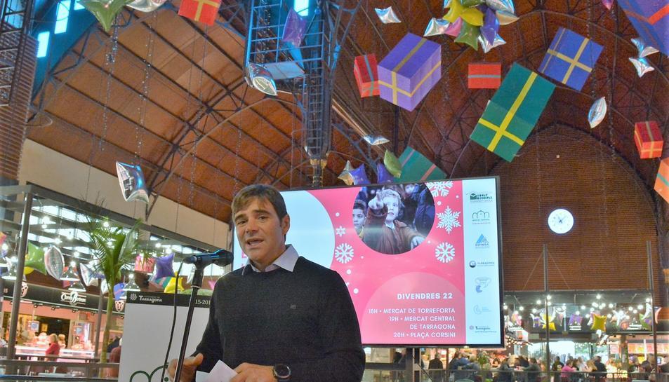 Presentació de les activitats de Nadal.