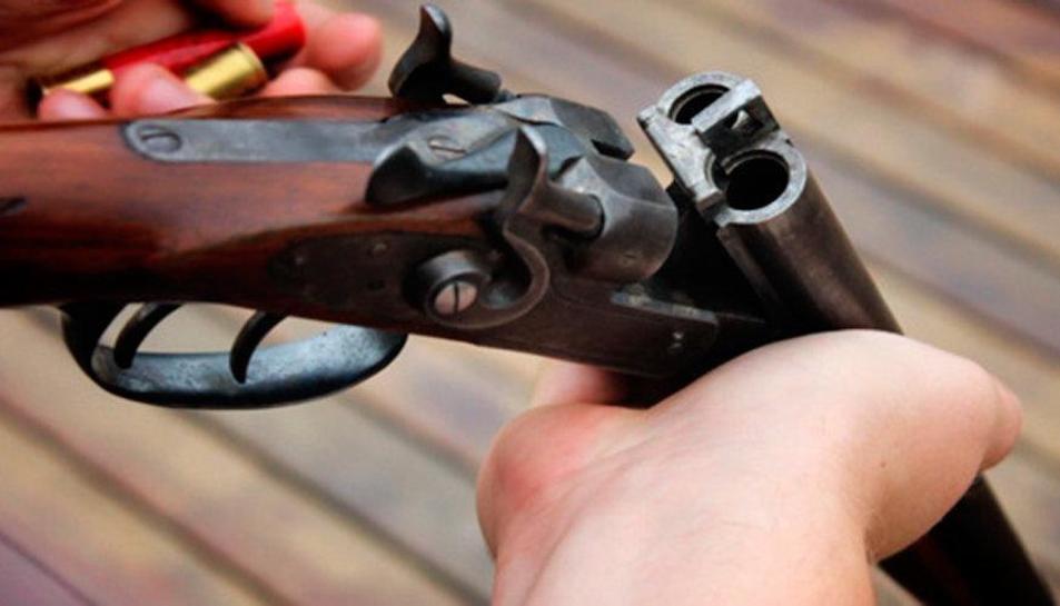 Imatge d'arxiu d'una escopeta