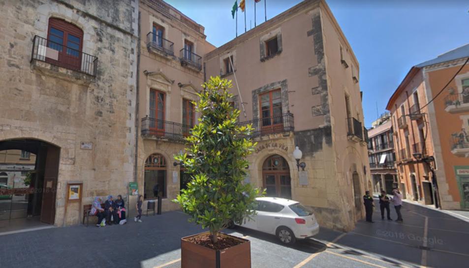 Imatge d'arxiu de l'Ajuntament del Vendrell