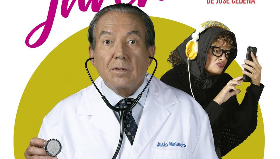 L'espectacle ha estat escrit per José Cedena.
