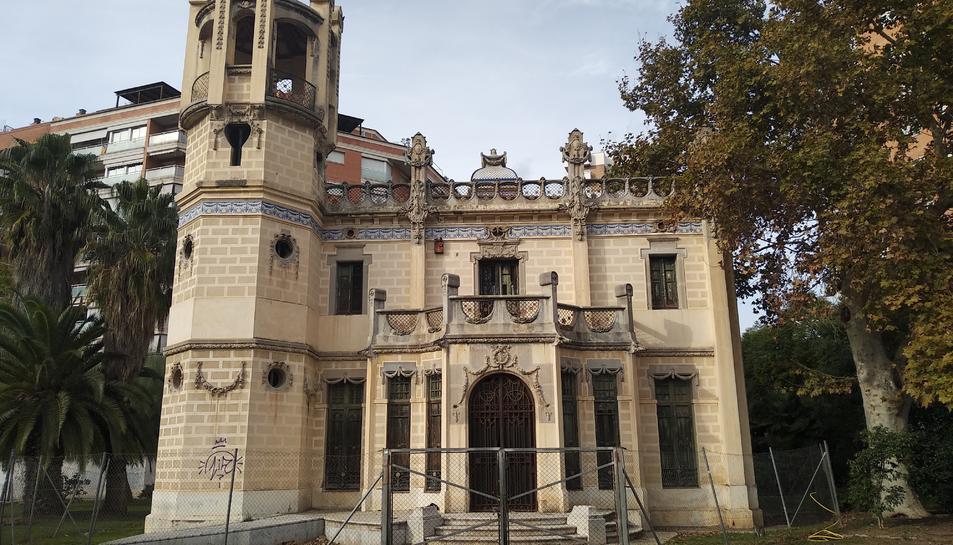 La Quinta de Sant Rafael es va aixecar l'any 1912.