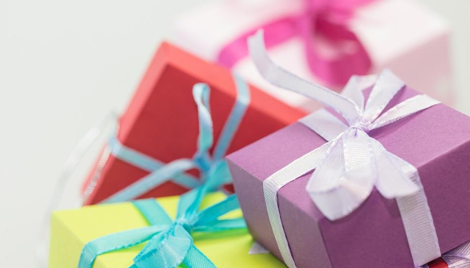 Capses de regal per començar a preparar el Nadal