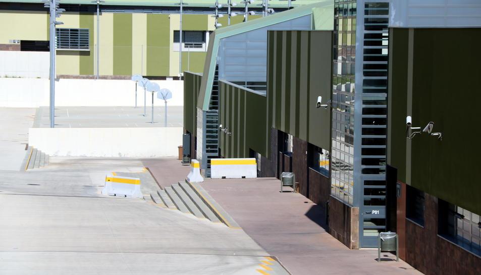 Imatge general del Centre Penitenciari Mas Enric al Catllar.