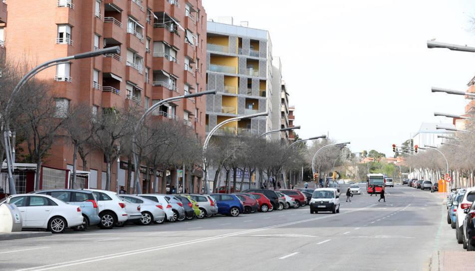 Imatge de diversos habitatges a Tarragona