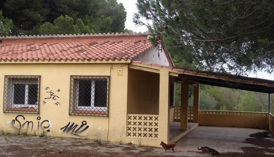 Estat de la Ciutat Residencial de Tarragona.