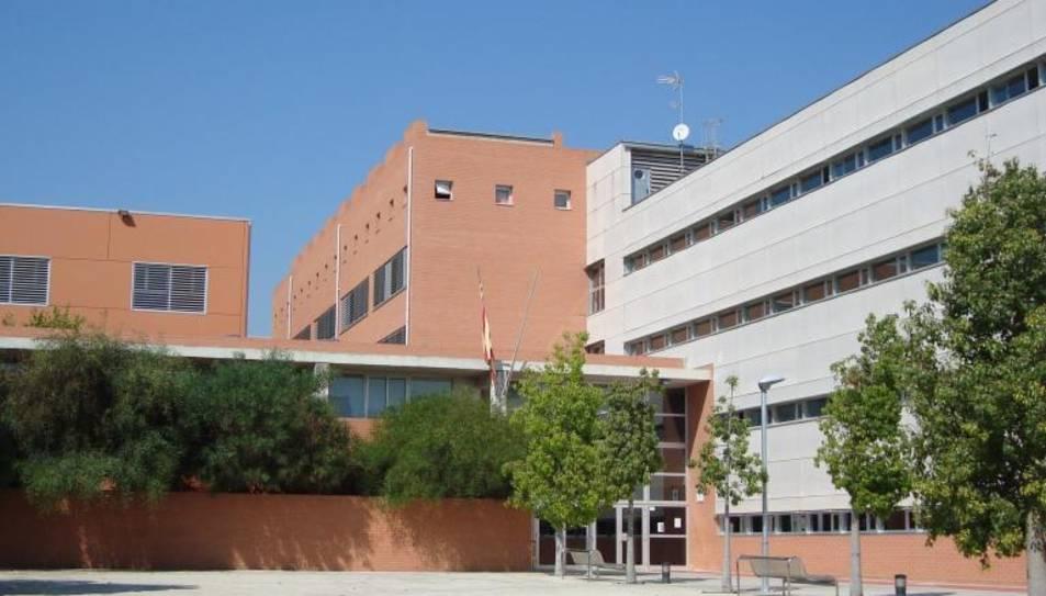 L'Institut Narcís Oller de Valls, en una imatge d'arxiu.