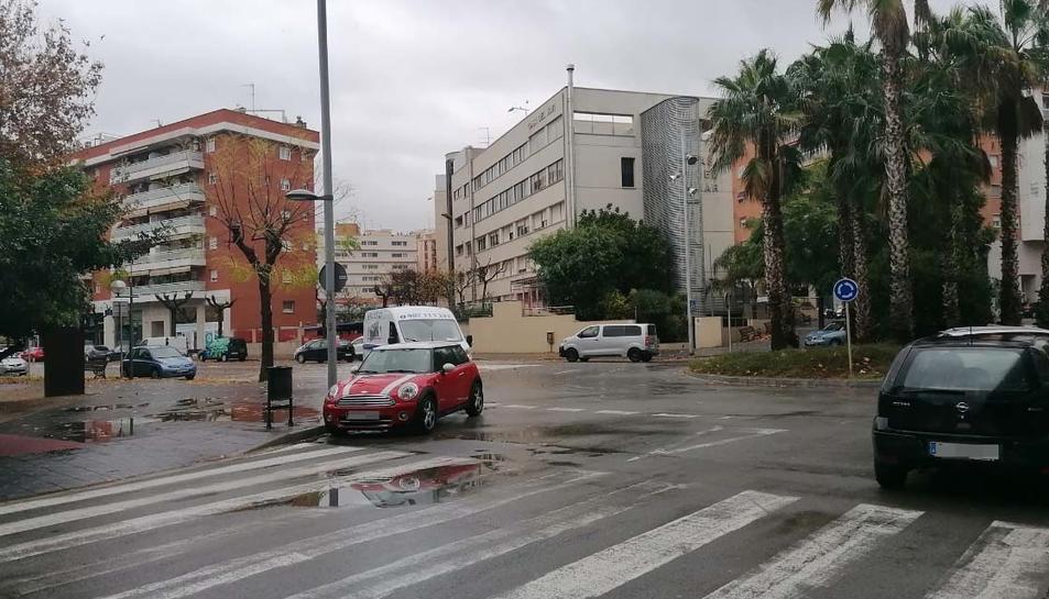 Al Camp de Tarragona, les pluges han estat menys intenses i intermitents.
