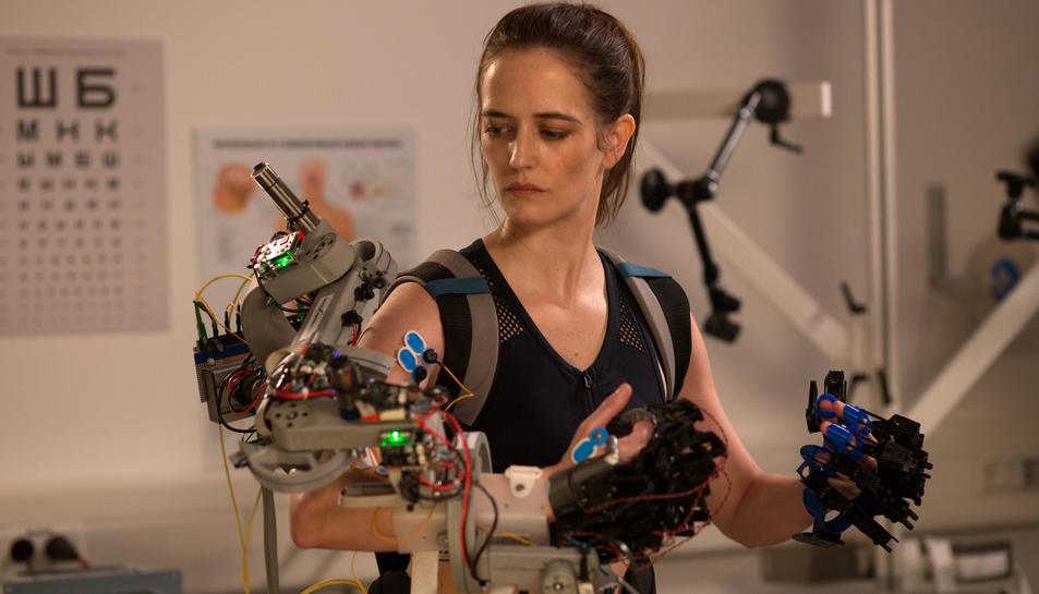 Eva Green a la pel·lícula 'Próxima'.