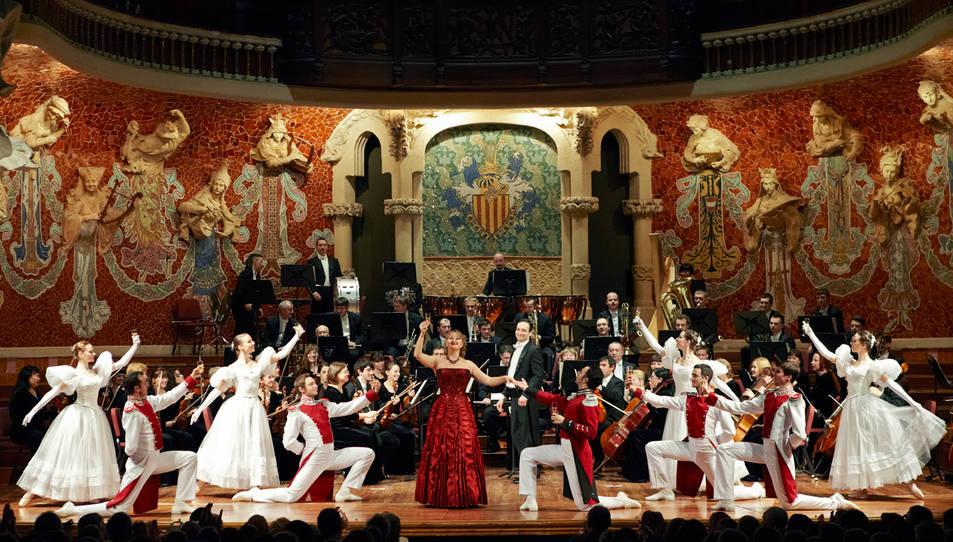 Imatge del Concert de Cap d'Any a Tarragona