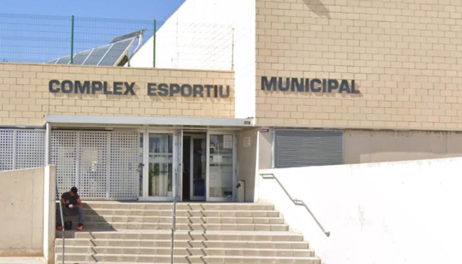 Imatge del Complex Esportiu de Bonavista.