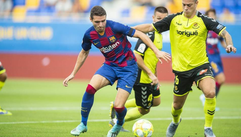 En el partit de la primera volta van empatar a 2 a l'Estadi Johan Cruyff.