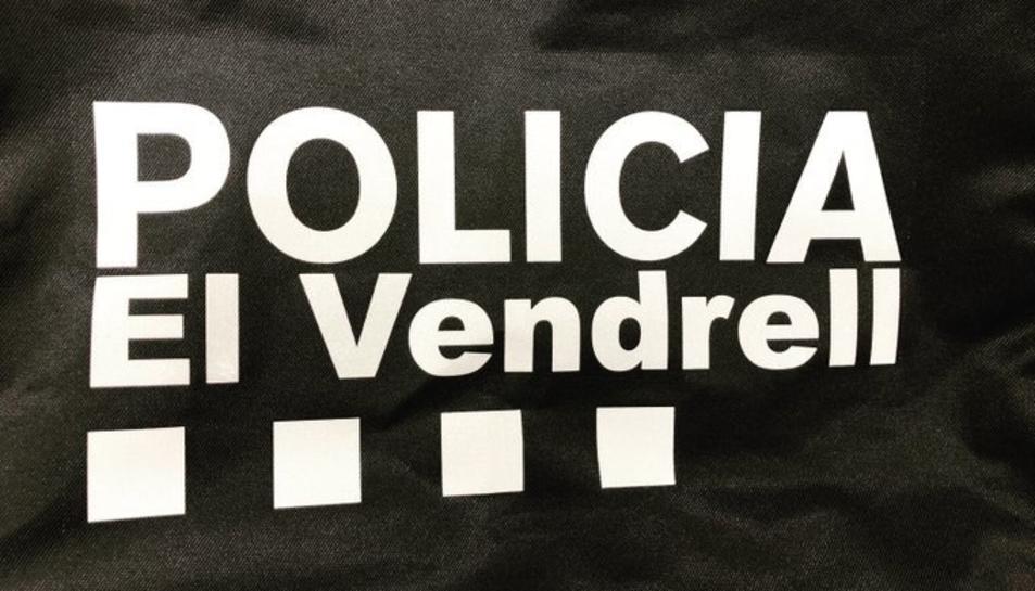Imatge d'arxiu de la Policia Local del Vendrell.