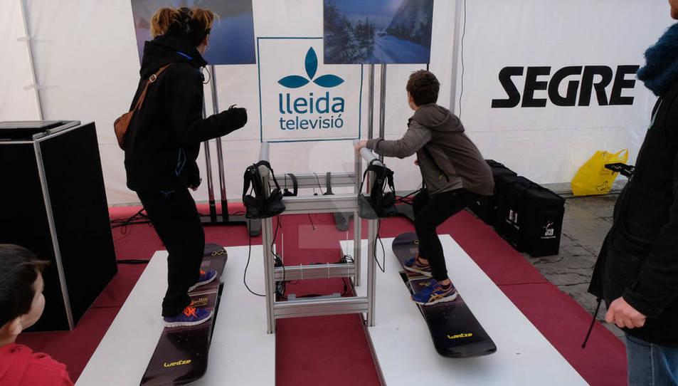 La primera edició d'aquest esdeveniment es va fer el passat novembre a la ciutat de Lleida.